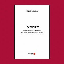 L'éconduite, Isabelle Kévorkian, Les Éditions Du Net