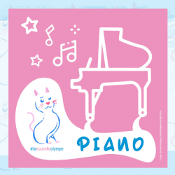 CD Lanouvelleolympe Piano...