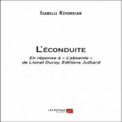 L'Éconduite, Isabelle Kévorkian, Éditions Du Net