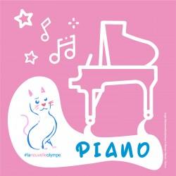 CD #lanouvelleolympe Piano LNO2021PIANO