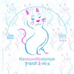 CD #lanouvelleolympe piano-voix LNO2015Acoustique