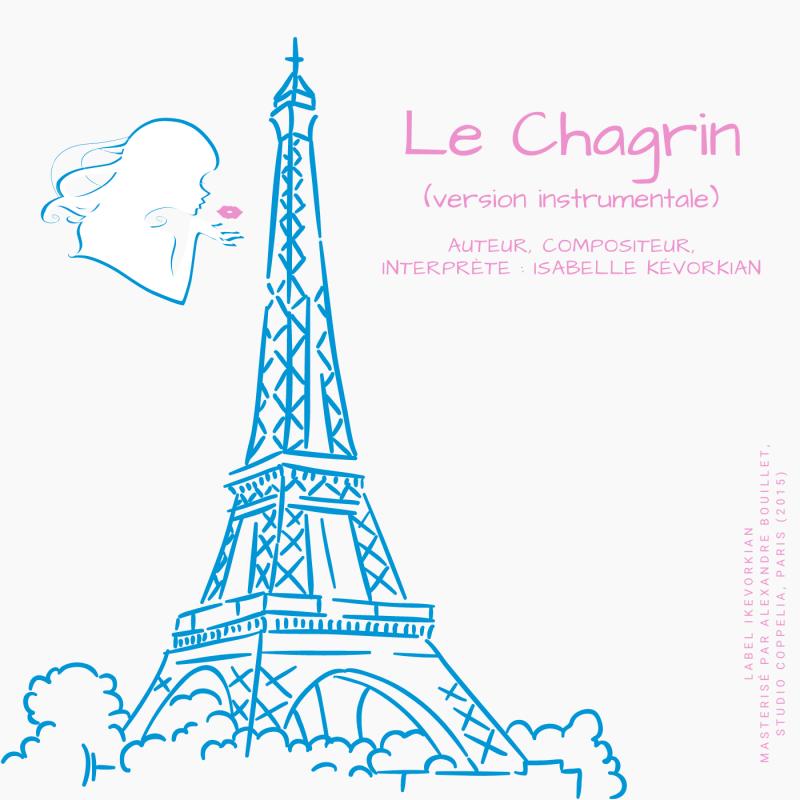 Le Chagrin, version instrumentale - single