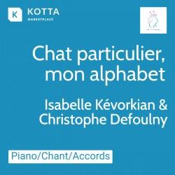Chat Particulier, Mon Alphabet  - IKEV06
