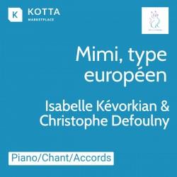Mimi, Type Européen - IKEV04