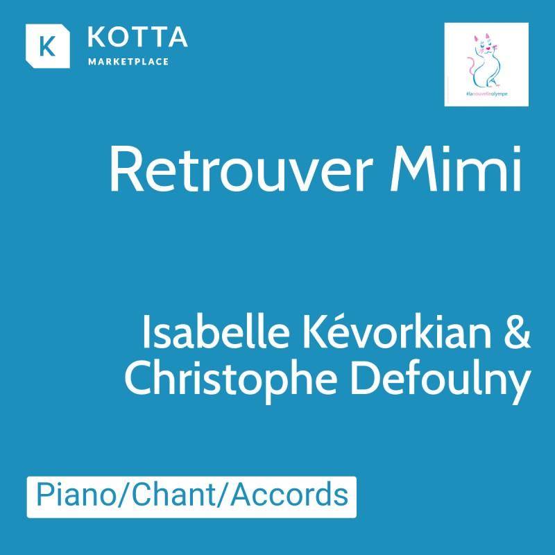 Retrouver Mimi - IKEV08