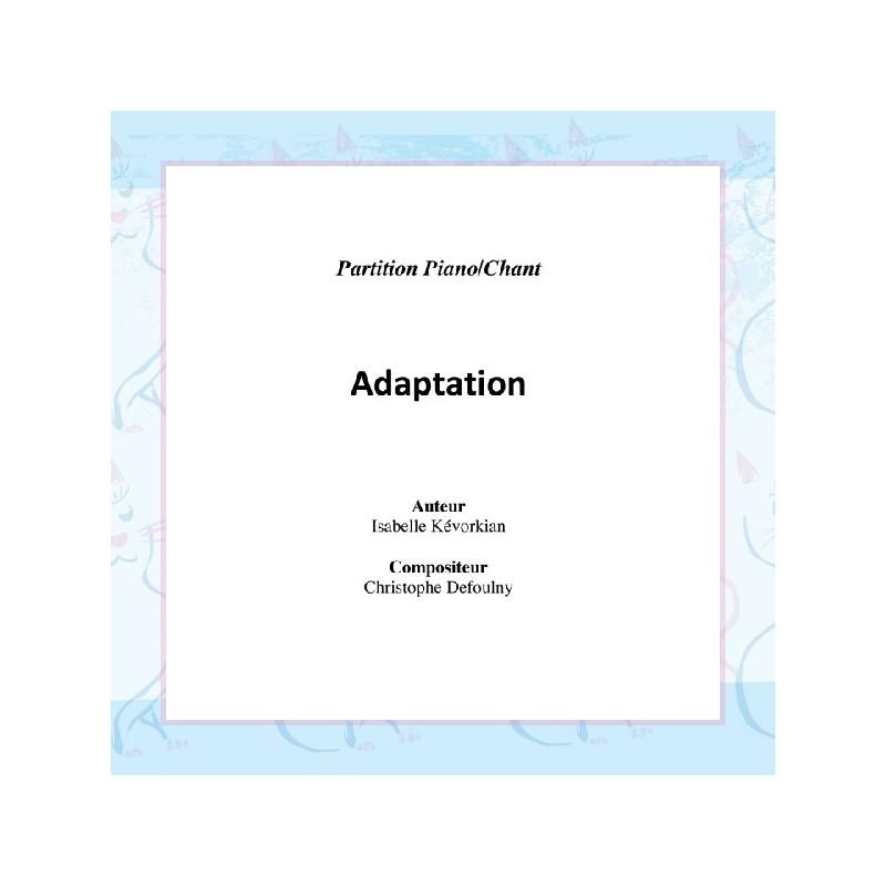 Adaptation - partition