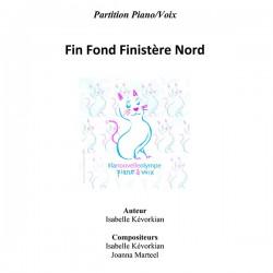 Fin Fond Finistère Nord - partition