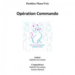 Opération Commando - partition