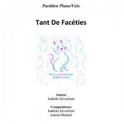 Tant De Facéties - partition